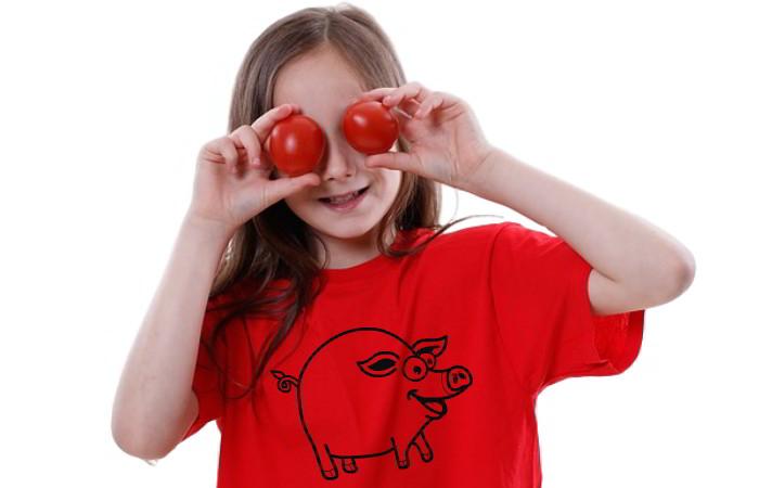Carne di maiale adatta ai bambini