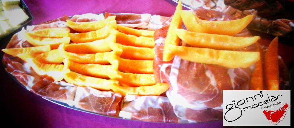 Prosciutto Crudo Flli Galloni e Melone