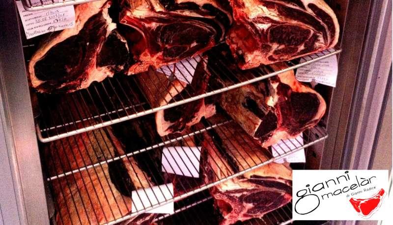 Frollare la carne in casa: cella di maturazione professionale