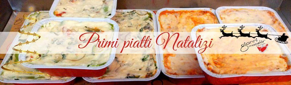 Primi piatti natalizi 2019 macelleria gastronomia gianni macelar