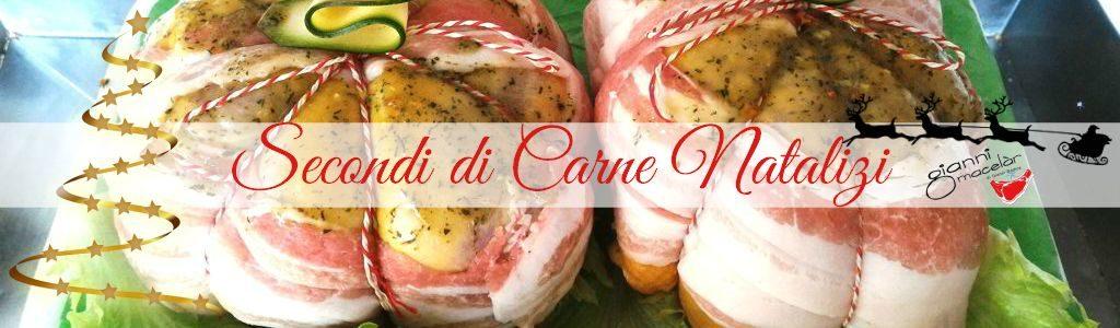 Secondi di carne natalizi 2019 macelleria gastronomia gianni macelar