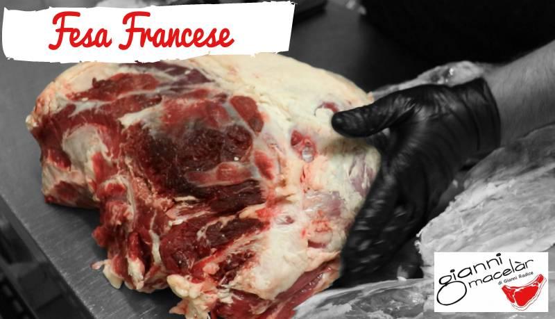 Fesa francese di manzo